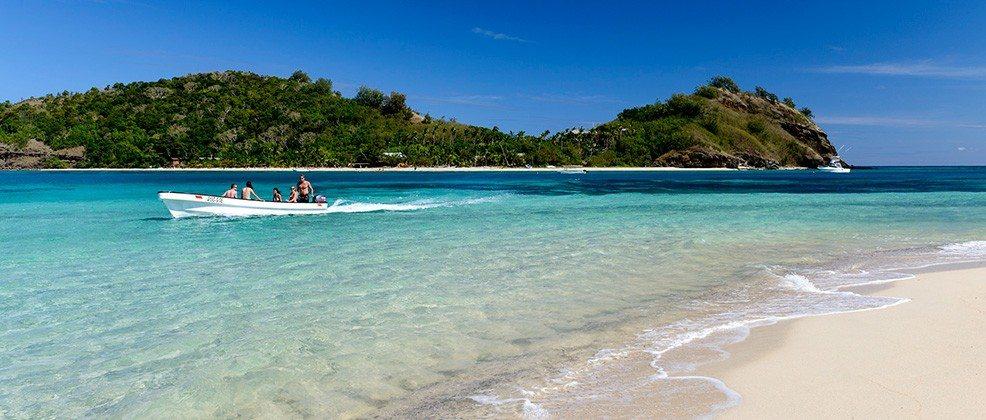 Mantaray Island Resort Fiji Contact