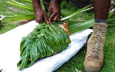What is a Traditional Fiji Lovo Experience?